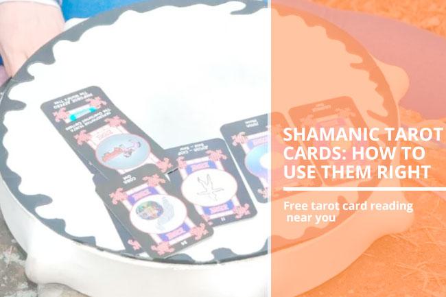 Free tarot card reading near you - FileldsOfLove