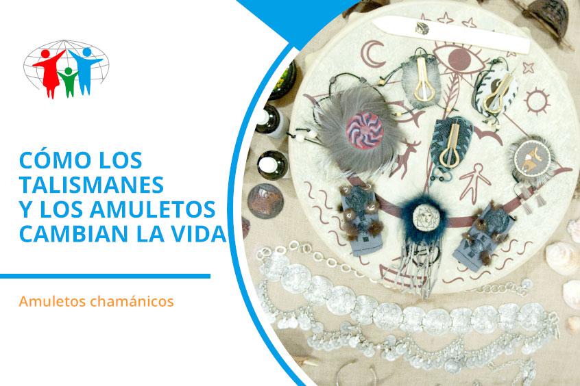 Amuletos chamánicos