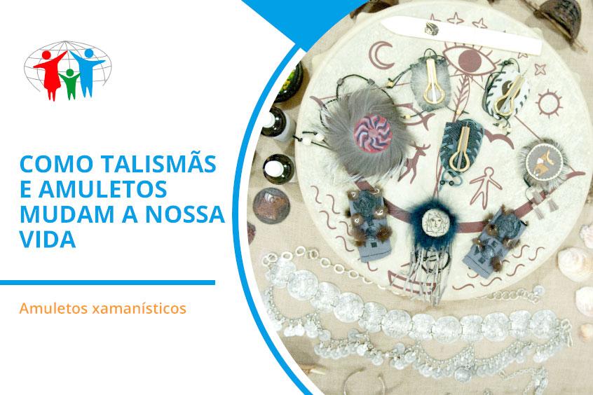 Amuletos xamanísticos