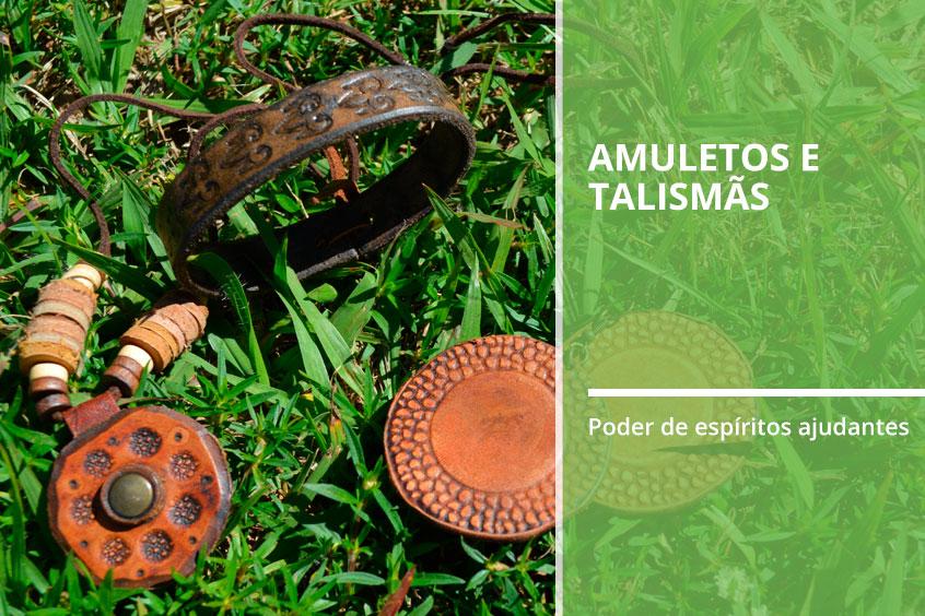 Amuletos e talismãs