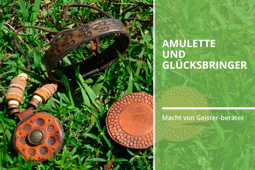 Amulette und Glücksbringer